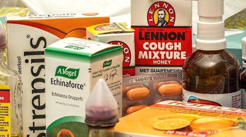 cold medicine flu