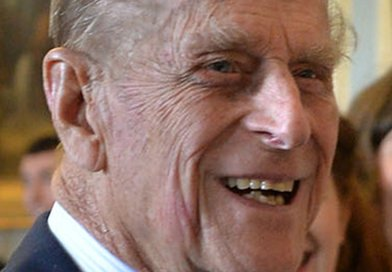 Prince Philip, Duke of Edinburgh. Photo Credit: Northern Ireland Office, Wikipedia Commons.