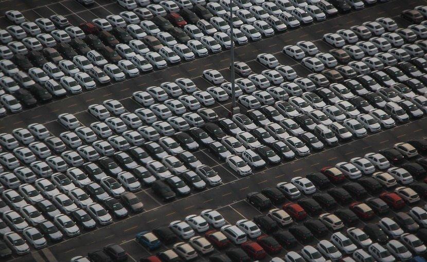 car lot export import trade