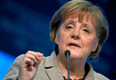 Germany's Angela Merkel. Photo Credit: World Economic Forum