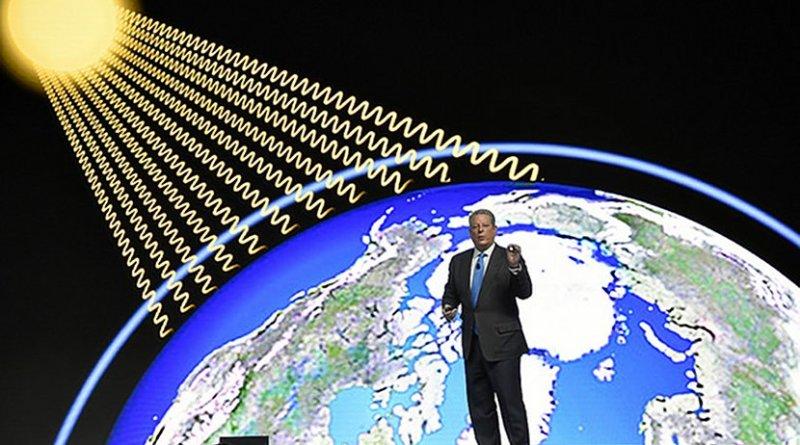 Al Gore. Photo Credit: Photo Michael Buholzer, World Economic Forum