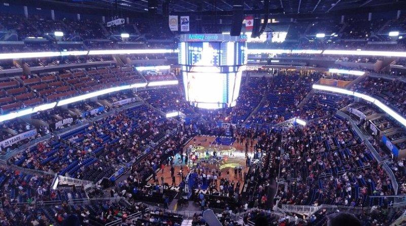 basketball stadium arena