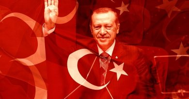 turkey flag recep erdogan