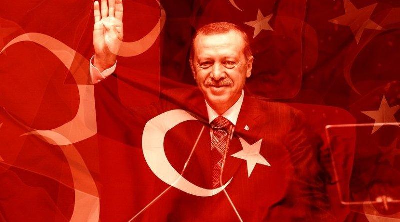 turkey flag recep erdogan