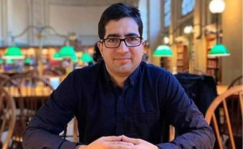 Dr Shah Faesal