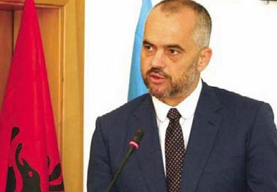 Albania's Edi Rama. Photo Credit: Wikipedia Commons.
