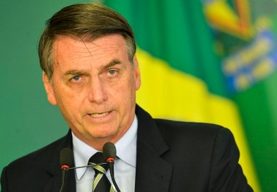 Brazil's President Jair Bolsonaro. Photo Credit: Marcelo Camargo/Agência Brasil