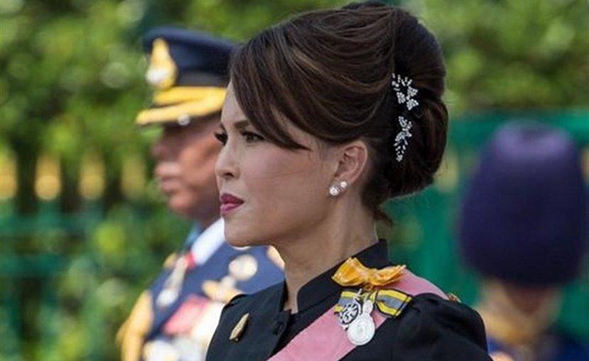 Thailand's Royal Princess Ubolratana. Photo Credit: Tasnim News Agency