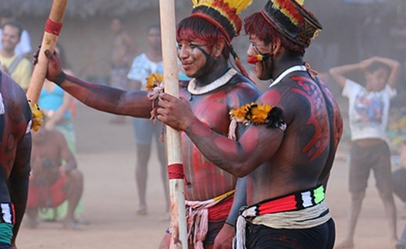 Indigenous people in Brazil