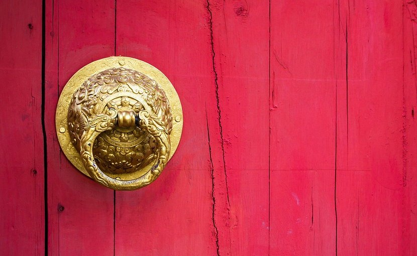 china chinese door handle dragon