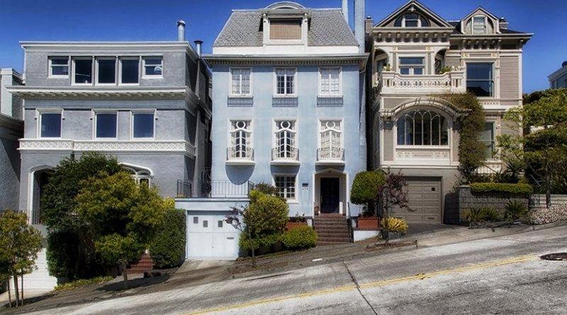 Homes in San Francisco, California