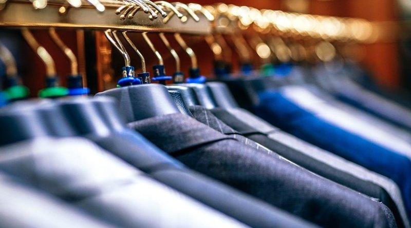 shop store clothes suit