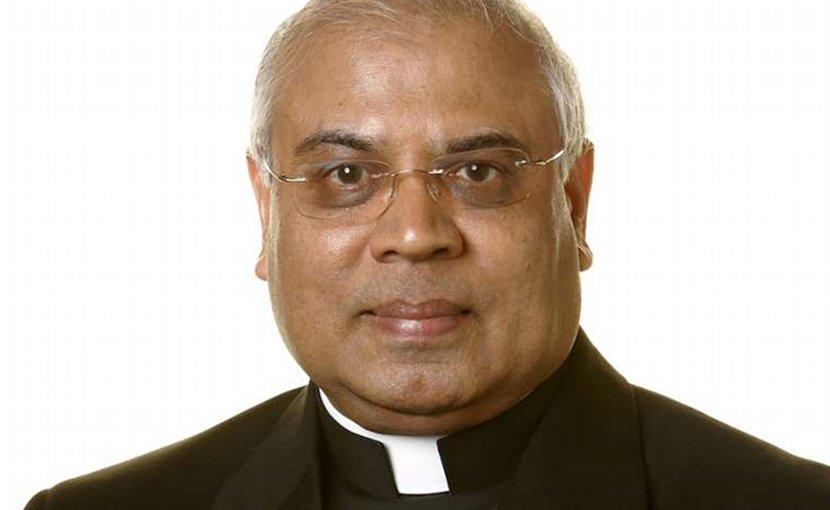 Archbishop Francis Assisi Chullikatt. Credit: UN Photo/Eskinder Debebe