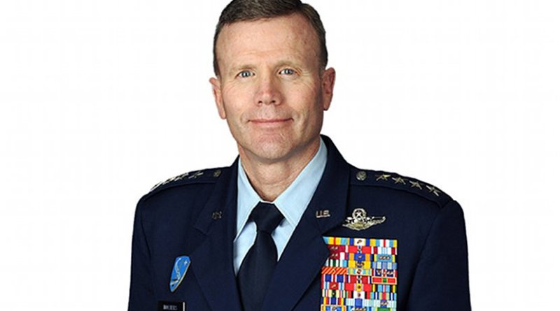 General Tod D. Wolters, United States Air Force. Photo Credit: NATO