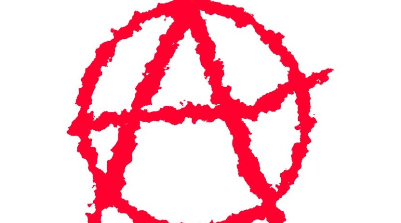 anarchy anarchism