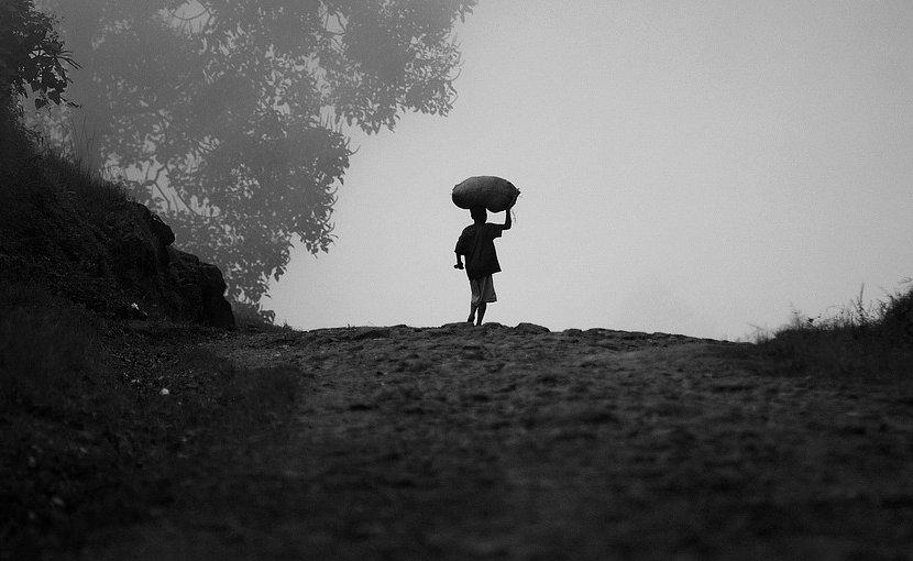 uganda boy poverty africa