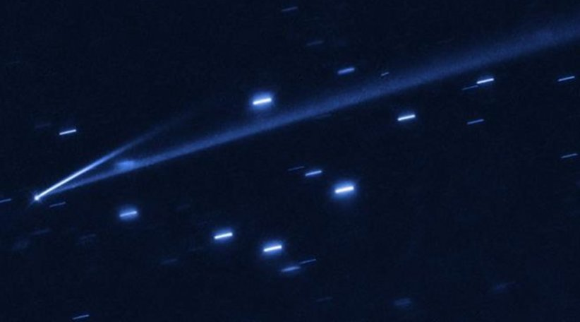 Hubble Captures Rare Active Asteroid – Eurasia Review