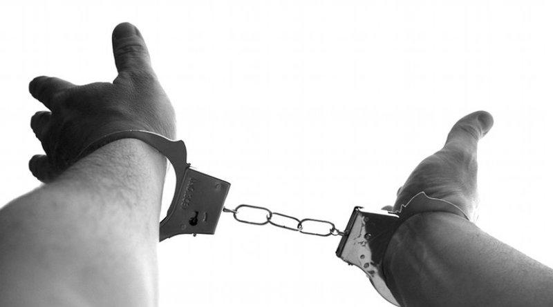 handcuffs crime torture