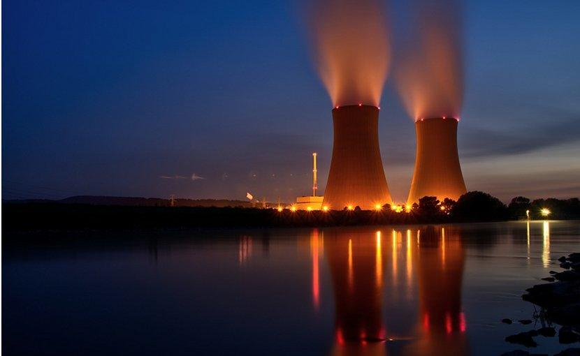 nuclear power plant energy