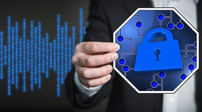 binary code dark web internet security password