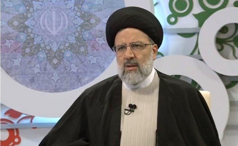Iran's Seyed Ebrahim Raisi. Photo Credit: Tasnim News Agency