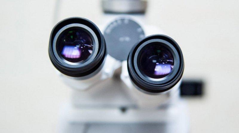 Microscope. Credit © NUST MISIS