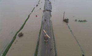 Flooding in Iran. Photo Credit: Tasnim News Agency.