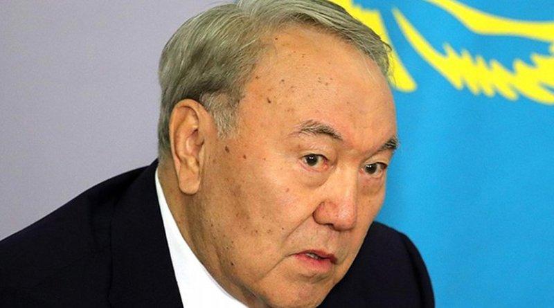 Kazakhstan's Nursultan Nazarbayev