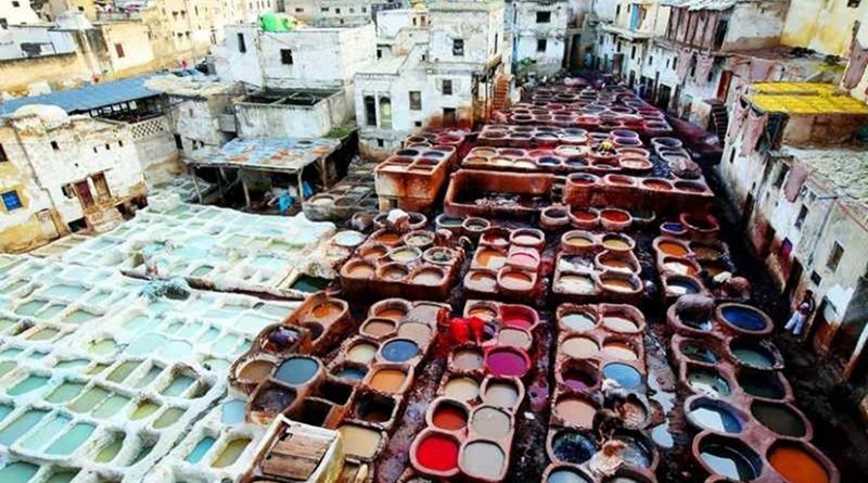 Old Medina Of Fez, Morocco