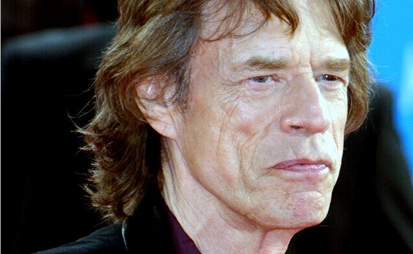 Mick Jagger. Photo Credit: Georges Biard, Wikipedia Commons
