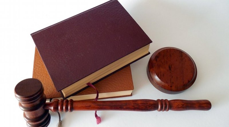 book law court hammer