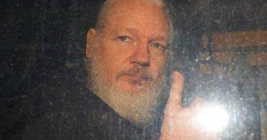 Julian Assange. Photo Credit: Tasnim News Agency