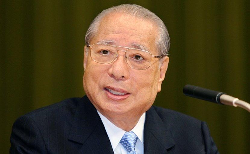 Dr. Daisaku Ikeda. Credit: Seikyo Shimbun.