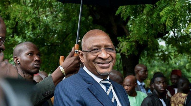 Mali Prime Minister Soumeylou Boubeye Maiga (Twitter)