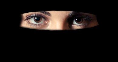 muslim islam woman niqab burqa