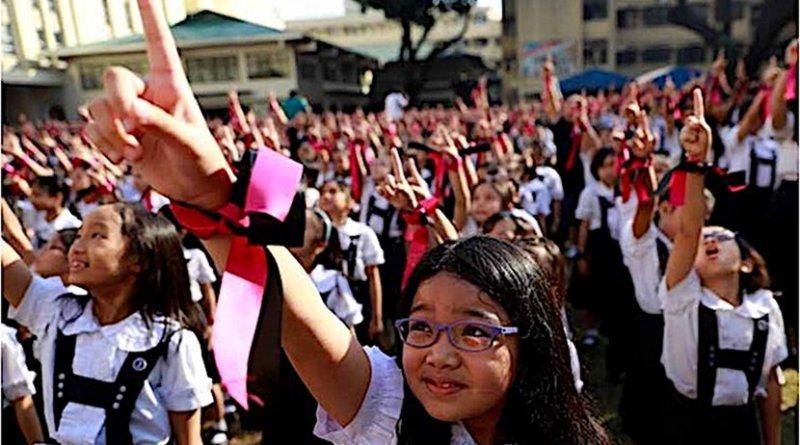 Indonesian school girls. Source: East Asia Forum