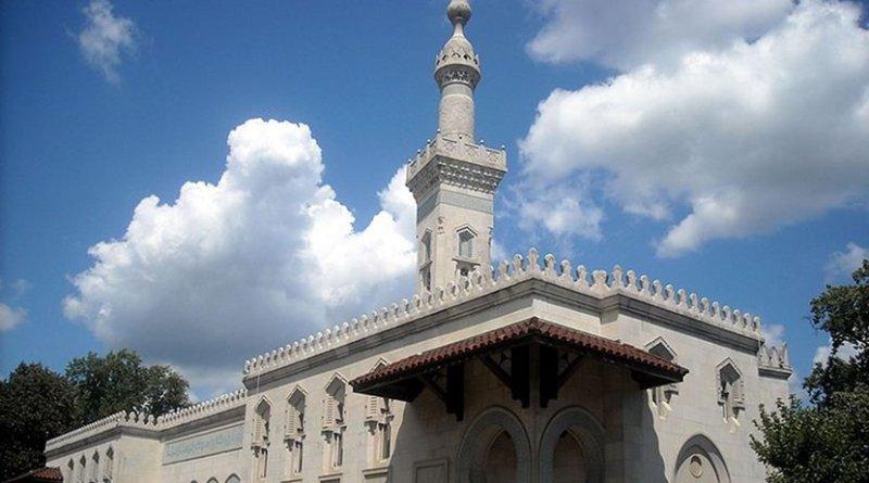 Islamic Center of Washington DC. Photo Credit: AgnosticPreachersKid, WIkimedia Commons.