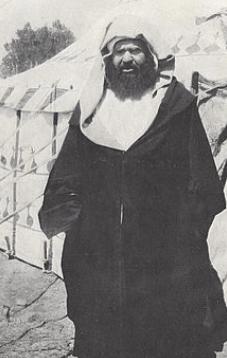 Moulay Ahmed Raissouni (1871-1925)