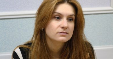 Maria Butina. Photo Credit: Pavel Starikov, Wikipedia Commons.