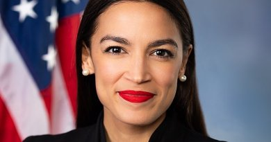 Alexandria Ocasio-Cortez. Official Congressional photo, US House of Representatives.