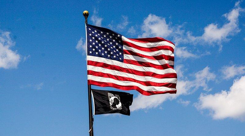 POW/MIA Flag united states