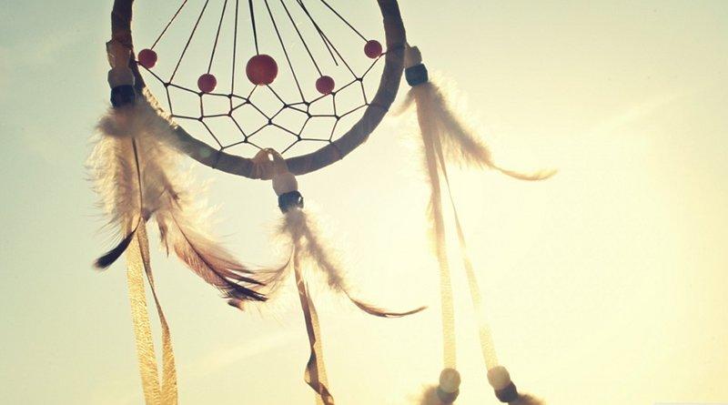 native american indian dreamcatcher