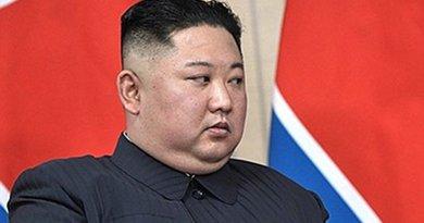 North Korea's Kim Jong-un. Photo Credit: Kremlin.ru