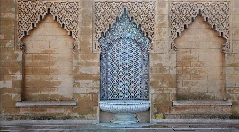 morocco islam architecture