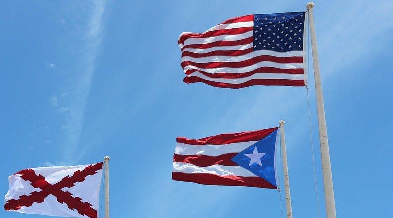 flag united states puerto rico