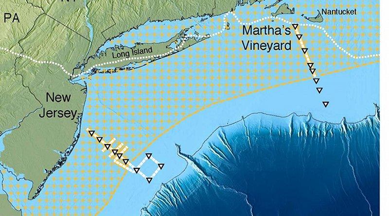 Scientists Map Huge Undersea Fresh Water Aquifer Off Us Northeast - Aquifer-map-us