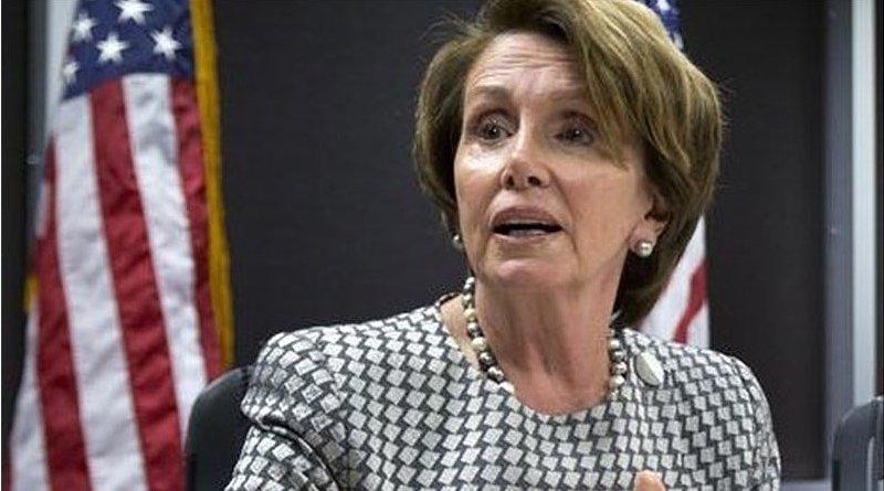 Nancy Pelosi. Photo Credit: Tasnim News Agency