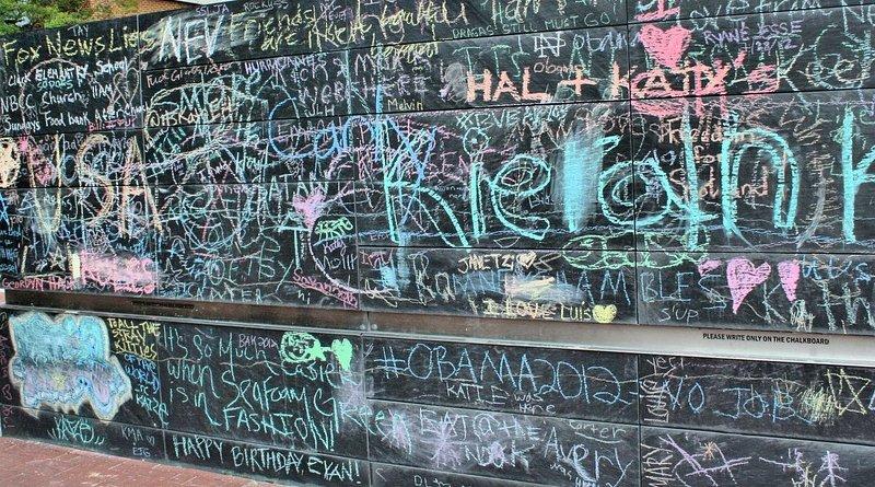 graffiti free speech