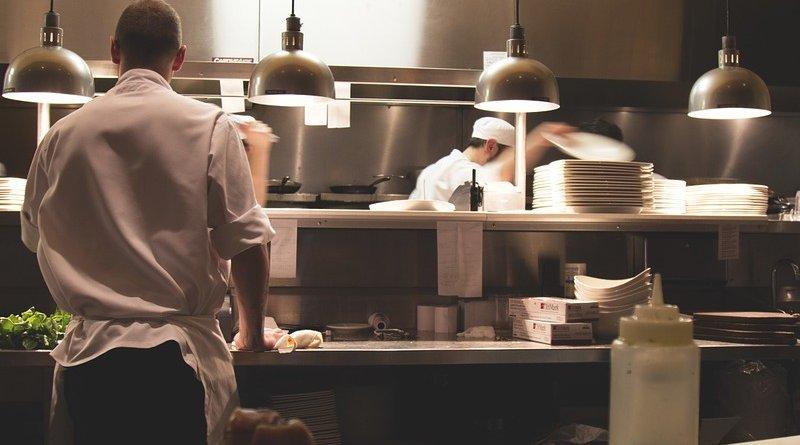 chef cook restaurant kitchen