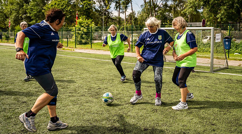 Football (soccer) is indeed an effective and multifaceted type of training with a potential for simultaneous broad-spectrum improvements in cardiovascular, metabolic and musculoskeletal fitness. CREDIT Bo Kousgaard, Department of Sports Science and Clinical Biomechanics, University of Southern Denmark